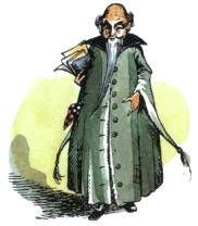 Dr. Cornelius - Prince Caspian: The Return to Narnia