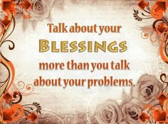 Count Your Blessing !!!    theroadtomotivation.blogspot.com