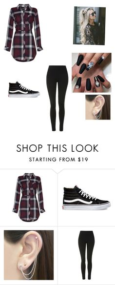 """My personal style"" by alexiaariana ❤ liked on Polyvore featuring Vans, Otis Jaxon and Topshop"