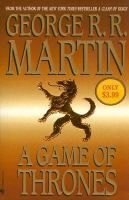 A Game of Thrones (A Song of Ice and Fire Book 1) by George R.R. Martin ★★★★★