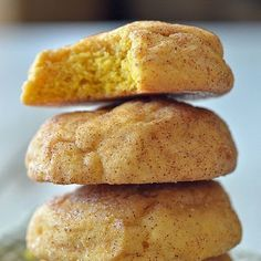Pumpkin Snickerdoodles Recipe | Key Ingredient