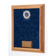Large Deluxe Awards Display Case Hand Made By Veterans
