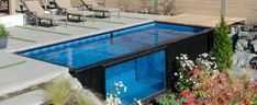 Shipping Container Swimming Pool: An Innovative Pool Design for Your Home   					  								   Shipping containers are used in many different ways. For sure, you have seen container homes which are a very good way to reused shipping containers. But did you know that it can also be used for...