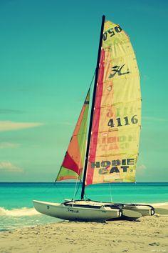 Catamaran,Varadero Cuba 2015