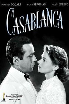 Sam Bogart Beauty Handsome OldSchool Movie Black White Poster Drama Casablanca