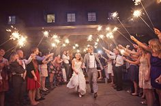 Light up the Sky ✈ New Years Eve Wedding Inspiration   Fly Away Bride