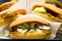 Frische Sandwiches wenn es schnell gehen muss.