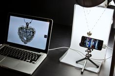 If you do Jewelry photography and want to explore the techniques utilized to shoot quality photos with your Iphone you might want to check this out.