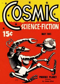 1941 May, Cosmic Science-Fiction