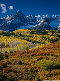 Mountain Landscape - Aspen, Colorado - Double click on the photo to get or sell a travel guide to #Aspen
