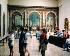 Thomas Struth, 'Galleria dell'Accademia I, Venice 1992' 1992