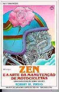 Zen e a Arte da Manutencao de Motocicletas - Filosofia.