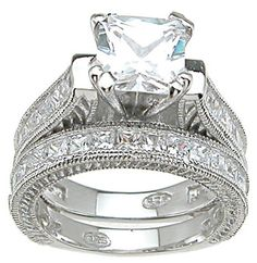 Engagement And Wedding Rings | Your wedding with cheap engagement and  celtic wedding ring sets is