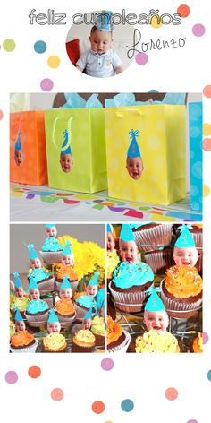 Primer cumpleaños bebé