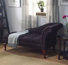 It would be nice to find a cozy chez for the corner of the living room