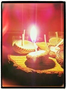 DIY Candles DIY Home DIY Crafts : DIY acorn cap candles