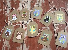 Owl themed baby shower? So cute!