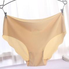 Sexy Female Ice Touth Feeling Panties Seamless Soft Lingerie Brief Hipster  Modal Underwear Underpants Quick Drying Briefs 7 Colo 208d4face