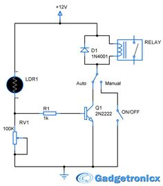 temperature monitor circuit diagram | Electronic | Pinterest ...