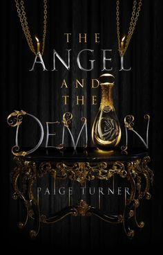 Paige Turner: The Angel and the Demon Ya Books, Books To Buy, I Love Books, Good Books, Fantasy Books To Read, Fantasy Book Covers, Book Suggestions, Book Recommendations, Fantasy Magic