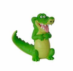 Ils s'inventent plein de nouvelles aventures avec leurs héros préférés et s'amusent à revivre les scènes du dessin animé. Ainsi, leur imagination grandit et eux aussi ! #figurine #crocodile #tictac