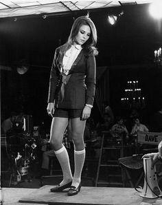 Natalie Wood, c. 1968.