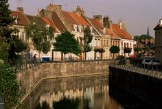 The small-town charm 0f Bergues in northern France. Image by John Miller / Robert Harding World Imagery / Getty Images.