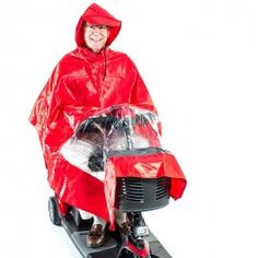 Scooter Rain Poncho