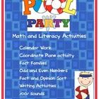 Need some end of the year activities for your class?  I created pool party activities that include math, literacy, and writing ideas. Some of the t...