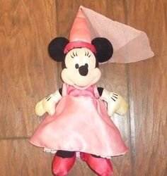 Not sure where you can find it- maybe a used one online....Minnie Mouse Princess Plush