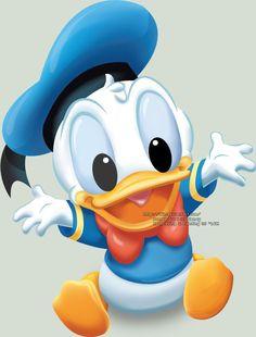Photo of Baby Duck ! for fans of Disney 7509921 Baby Mickey Mouse, Mickey Mouse And Friends, Disney Babys, Disney Love, Disney Art, Baby Disney Characters, Cute Cartoon Characters, Duck Wallpaper, Duck Pictures