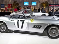 Gooding and Company just auctioned off 114 cars for an average of $1.1 million a…