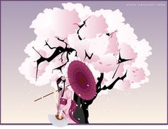 Sakura by PatternBlue