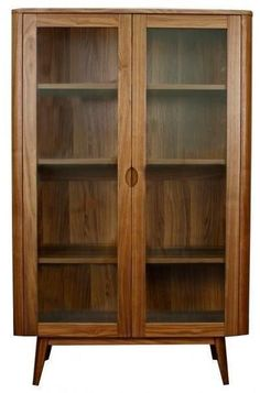 Apt2B Murtaugh Glass Door Cabinet