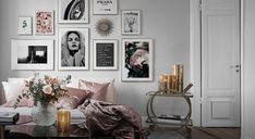 7 sites d'affiches pour décorer vos murs avec allure ! Photos Originales, Decoration, Sweet Home, Gallery Wall, Frame, Design, Home Decor, Poster Wall, Walls