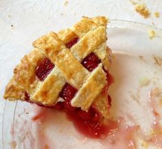 This is the best cherry pie recipe period. As a baker and cherry pie lover, I've fiddled with various recipes and modifications over the years. Use canned