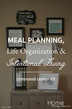 Building a command center in your home is easy with the Home Headquarters kit - includes everything you need + unlimited access to online templates, video tutorials and so much more! Shop today!