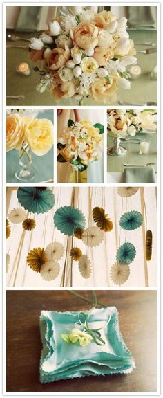 Beautiful Details from A. Hana Design Photo