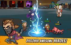 Pocket Heroes– скриншот