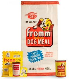 Did you know that Fromm is the world's first and oldest family-owned and operated premium pet food company? Since its beginning in 1904, the...