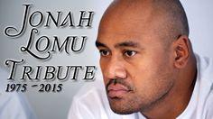 Jonah Lomu Tribute 1975 - 2015 RIP Beast