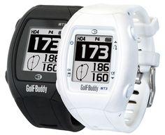 GolfBuddy WT3 Golf GPS Watch