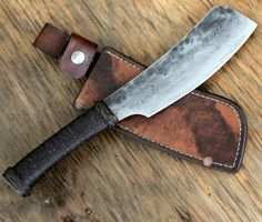 Wildertools by Rick Marchand   Bush Cleaver