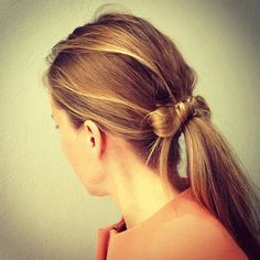 15 Pretty Ways to Wear Your Ponytail