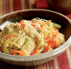 Singapore Mei Fun is my favorite! I've been looking for an easy recipe...