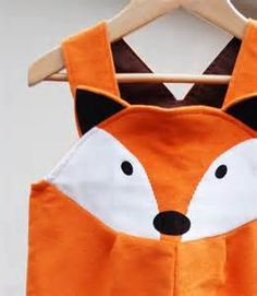 fox overall sewing pattern - Bing images