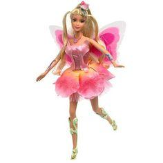 Barbie Fairytopia Elina Doll