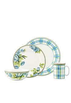 Lenox® Southern Gatherings--Belk, I want this! Casual Dinnerware, Dinnerware Sets, China Dinnerware, Sharpie Art, Dinner Sets, China Patterns, Flower Pictures, Blue Bird, Flower Power