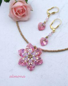 Gyöngyékszereim / My Beaded Jewelry