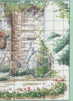 cross stitch pattern part 2 of 2